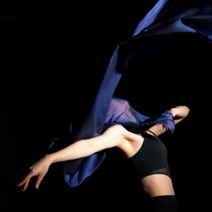 Wake Up: A multigenerational aerial dance performa...