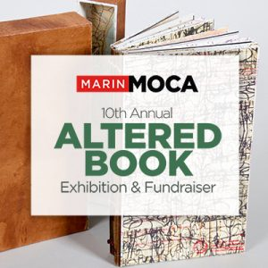 10th Annual Altered Book Exhibit & Fundraiser