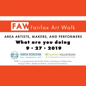 Call To Artists - Fairfax Artist Registration