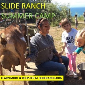 Slide Ranch Summer Camp