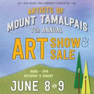 Artists of Mount Tamalpais Spring Art Show 2019