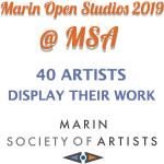 Marin Open Studios 2019 @ MSA