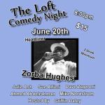 Comedy in The Loft