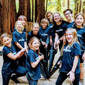 Swords Scenes & Soliloquies Production Camps