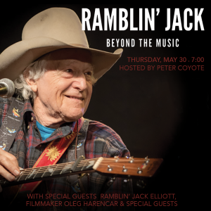 Ramblin' Jack Elliott: Beyond The Music - World Pr...