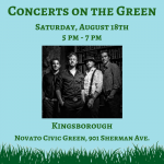Concert on the Green: Kingsborough