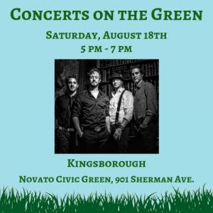 Concert on the Green: Kingsborough