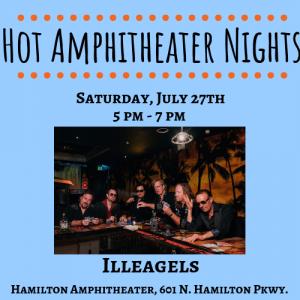 Hot Amphitheater Nights: Illeagles