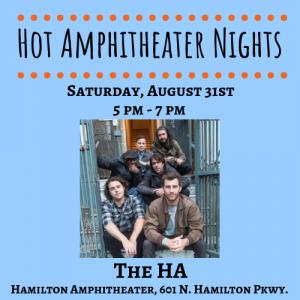 Hot Amphitheater Nights: The HA