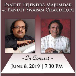 Pandit Tejendra Majumdar and Pandit Swapan Chaudhuri