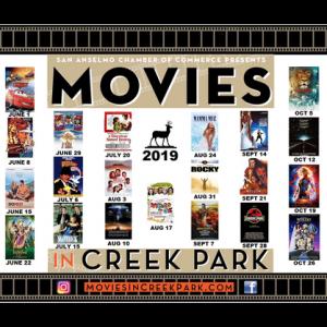 Movies in Creek Park