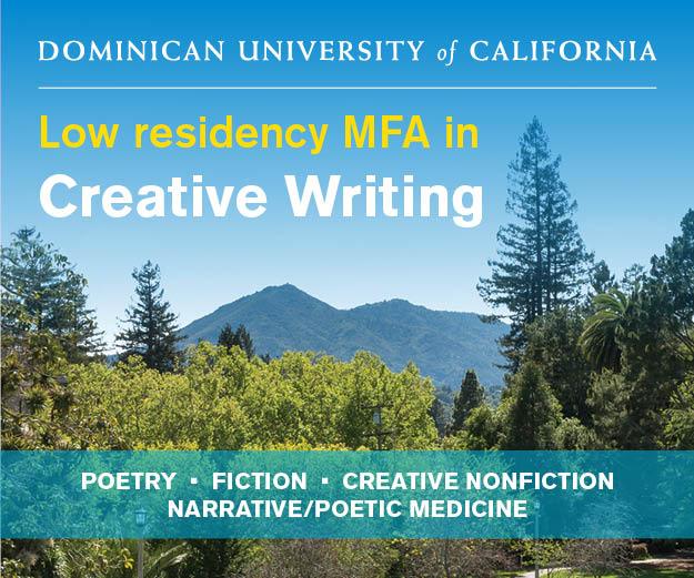 Dominican MFA in Creative Writing | MarinArts org