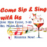 Sip and Sing - An Evening of Wine and Song