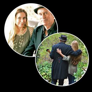 Shana Morrison and Jerry Hannan w/ The Mad Hannans