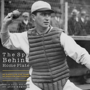 The Spy Behind Home Plate - with Aviva Kempner