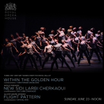 Triple Bill - The Royal Ballet, Live On Screen
