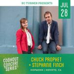 Chuck Prophet & Stephanie Finch