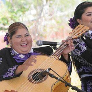 Mariachi Divas at the County Fair