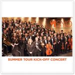 Marin Symphony Youth Orchestra Summer Tour Kick-Off Concert