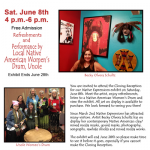 Native Expressions - Closing Reception
