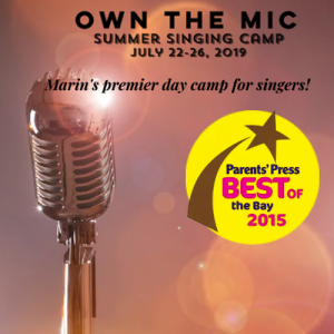 Own The Mic - Summer Singing Camp