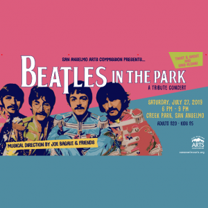 Beatles in The Park