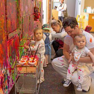 Messy Art Fest