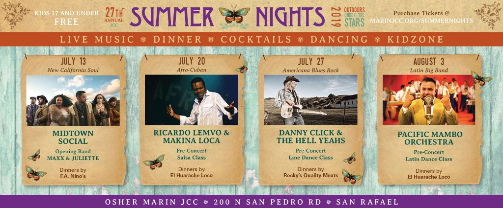 JCC Summer Nights