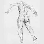 Monday Night Figure Drawing