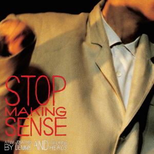 Stop Making Sense - with Jerry Harrison