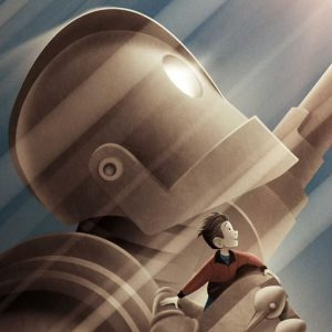 The Iron Giant – Free Outdoor Screening!