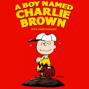 A Boy Named Charlie Brown - Family Films at the Rafael