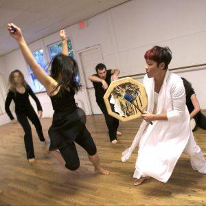 Medicine Circle Dance Workshop – with Sylvie Min...