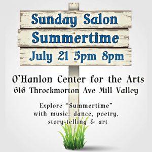 Sunday Salon: Summertime!