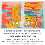 Harmony: A Juried Art Exhibition