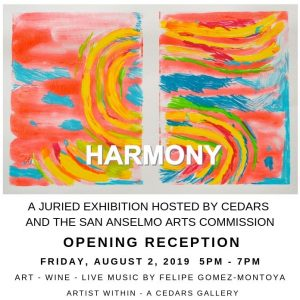 Harmony: A Juried Art Exhibition