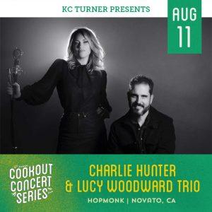 Charlie Hunter & Lucy Woodward Trio