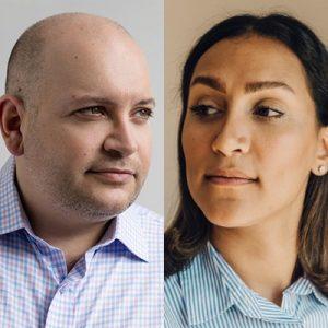 Jason Rezaian & Yeganeh Rezaian: Prisoner