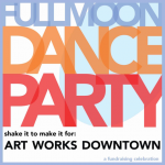 Full Moon Dance Party Fundraiser