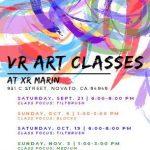 VR Art Class: Medium 3-D