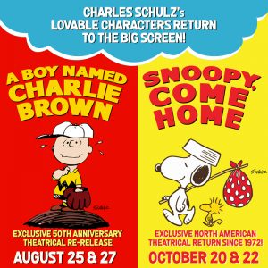 Peanuts Classics Theatrical Re-Release