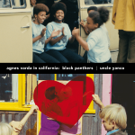 Agnès Varda in California –– Black Panthers and Uncle Yanco