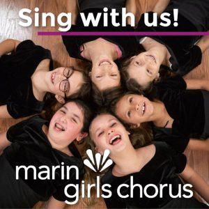 Marin Girls Chorus Fall Enrollment