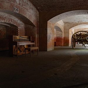 PianFrancisco – Piano Adventure at Fort Point