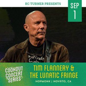 Tim Flannery & The Lunatic Fringe