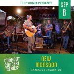 New Monsoon: Celebrate Jeff Miller's 50th Birthday!