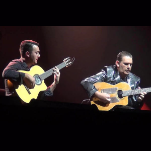 Paquito and Sandro Lorier in Concert