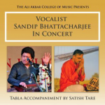 Sandip Bhattacharjee in Concert