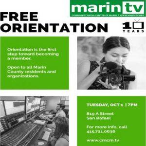 Free Orientation at CMCM