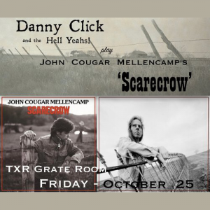 """Danny Click & The Hell Yeah's perform John Cougar Mellencamp's """"Scarecrow"""""""